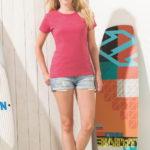 1 F288N Damen T-Shirt