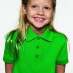 Kinder Polo-Shirt HK400