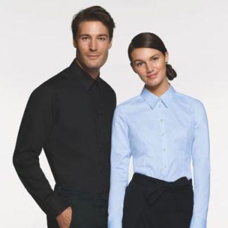 Hemden, Blusen mit Logo besticken