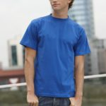 1-JN002 T-Shirt_Blau