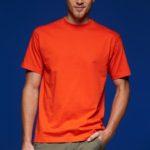 3-JN002 T-Shirt_Orange