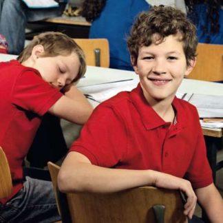 Schulkleidung bedrucken - besticken