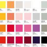 Textilfarben B