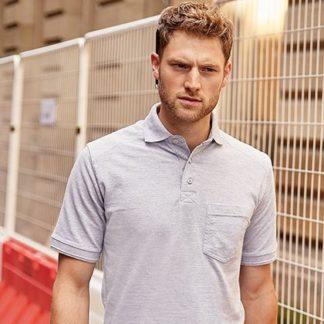 Z011 Herren Poloshirt Workwear von Russell für Arbeitskleidung
