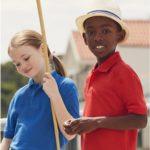 Kinder Poloshirts