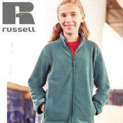 Kinder Fleecejacke Outoor von Russell für Schulkleidung