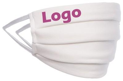 Mundschutzmaske mit Logo besticken