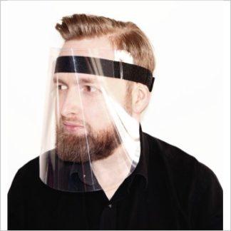 Gesichtsschutzschilder